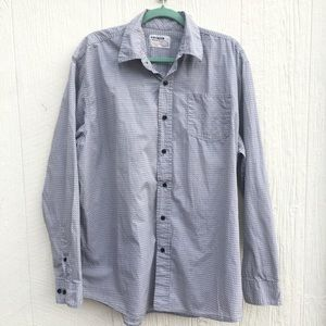 Wrangler men's button down shirt Size:XL
